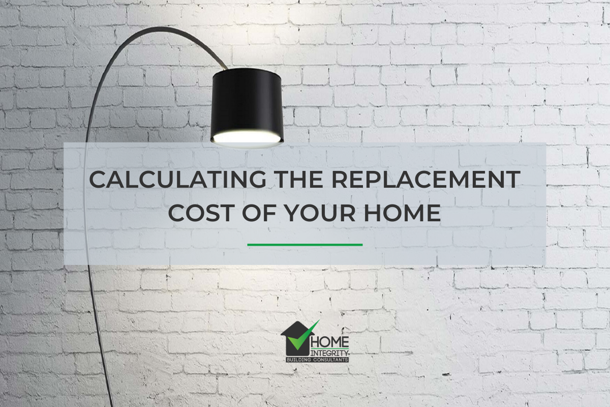 Calculating the Replacement cost of your home