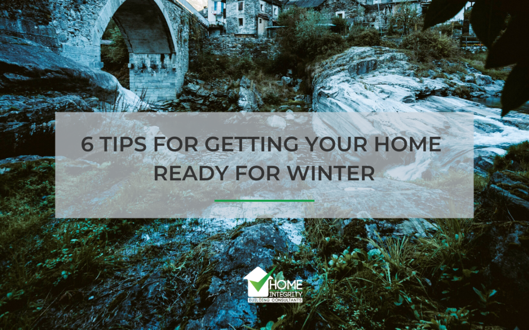 6 Tips on Get Your Home Ready for Winter