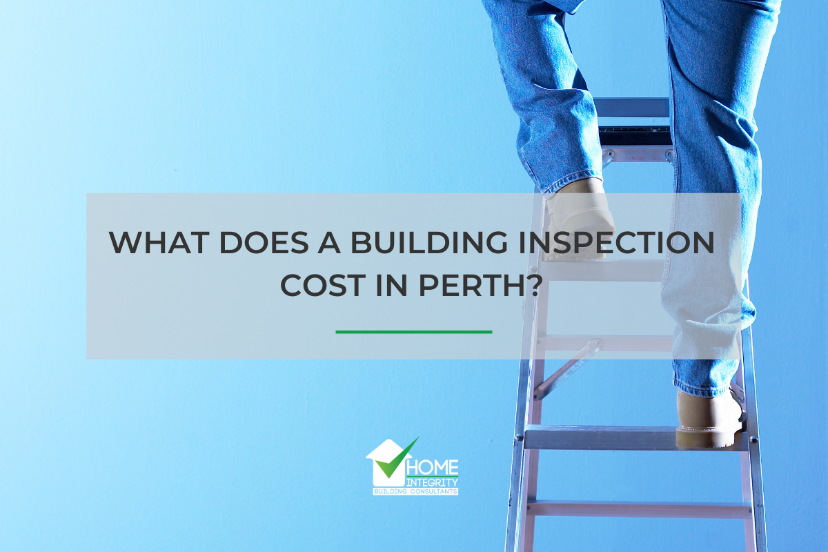What does a building inspection cost in Perth