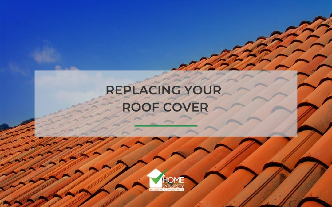 Replacing Your Roof Cover