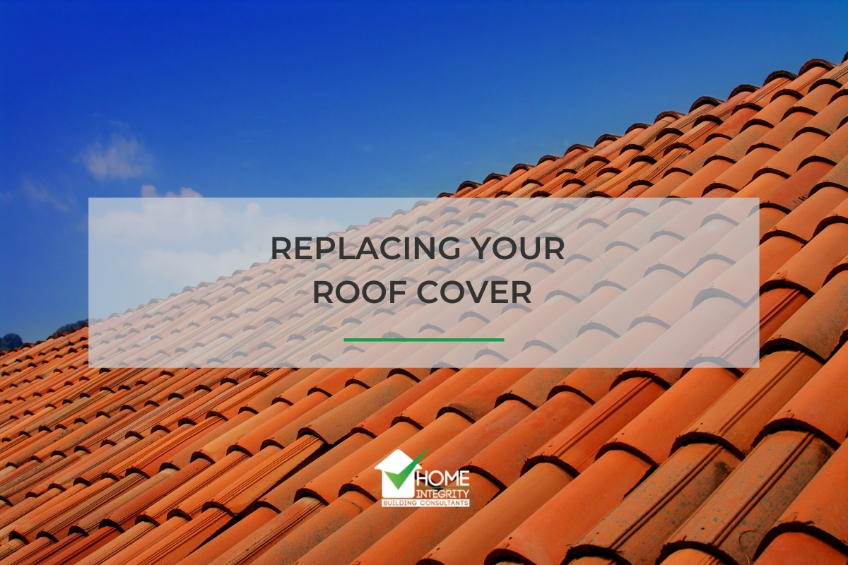 Replacing Your Roof Cover Perth